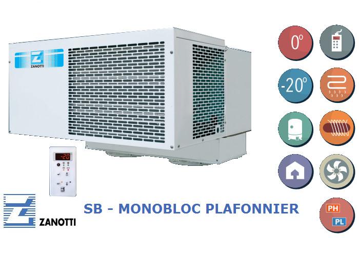 Groupe monobloc