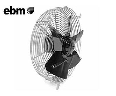 Ventilador para evaporador e condensador