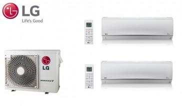 LG Bi-Split Mural Libero MU3M21.UE2 + 2 X CS12AQ.NB0