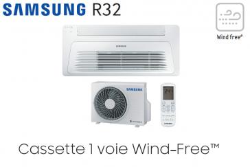 Samsung Cassette 1 voie Wind-Free modèle AC026RN1DKG