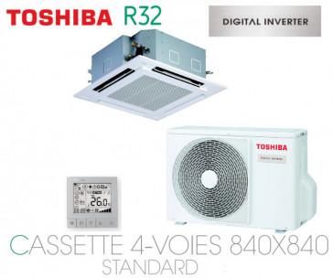 Toshiba Cassette 4-Voies 840X840 STANDARD DI RAV-RM561UTP-E