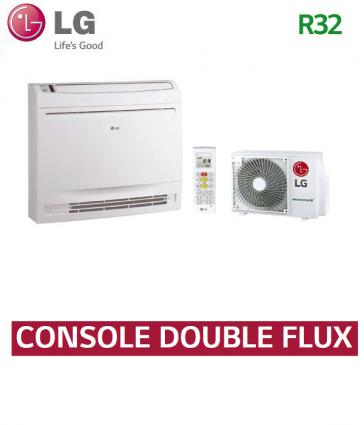 LG CONSOLE DOUBLE FLUX UQ18F