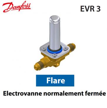 Vanne solénoïde sans bobine EVR 3 - 032F8116 - Danfoss