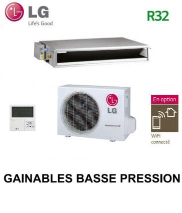 LG GAINABLE Basse pression statique CL09R.N20 - UU09WR.UL0