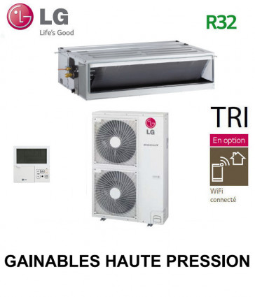 LG GAINABLE Haute pression statique UM48R.N30 - UU49WR.U30