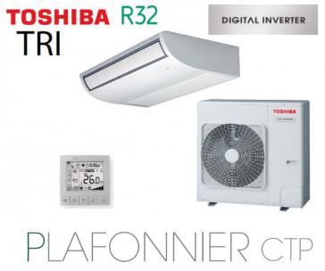 Toshiba Plafonnier CTP Digital Inverter RAV-RM1101CTP-E triphasé