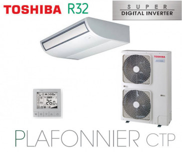 Toshiba Plafonnier CTP Super Digital Inverter RAV-RM1101CTP-E