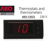 Termômetro Digital AKO 13023 com uma sonda NTC