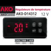 """Regulador """"Ako""""- D 14312 com duas sondas"""