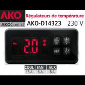 """Regulador  """"Ako""""- D 14323 com duas sondas"""
