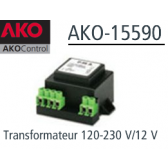 Transformateur 120-230V / 12V