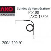 Sonda de temperatura Pt 100 Ako-15596