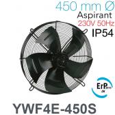 Ventilateur axial YWF4E-450S
