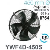 Ventilateur axial YWF4D-450S