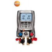 A completa 4 válvulas analisador frio Testo 570