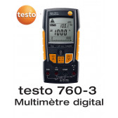 Testo 760-3 - Multimètre TRMS digital