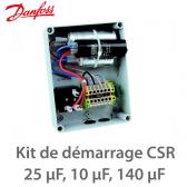 """Kits de arranque CSR para compressor """"Maneurop"""" 7701029"""