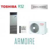Toshiba ARMOIRE Digital Inverter RAV-RM561FT-ES