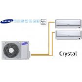 Samsung Dividir Bi-CRYSTAL AJ040FCJ2EH + 2 MH020FAEA