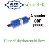 Filtre deshydrateur ALCO Bi-Flow BFK-052S - Raccordement 1/4 ODF