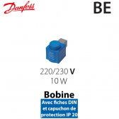 Bobine haute performance BE 018F6176 Danfoss