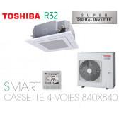 Toshiba Smart Cassette 4-Voies 840X840 SDI RAV-GM801UT-E