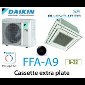 Daikin Cassette 4 voies extra plate FFA60A9