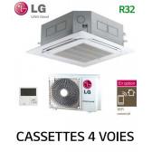 Todos LG única agrupar CASSETE 4-WAY CT12.NR2 - UU12W.ULD