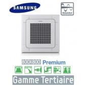 4-way em cassete 800 x 800 mm + RC140PHXEA NS1404PXEA premium Samsung 220V