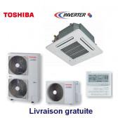 Cassette 4-voies Toshiba Super Digital Inverter modèle RAV-SM564UT-E