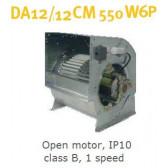 Ventilateur centrifuge DA 12/12 CM 550W 6P