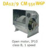 Ventilateur centrifuge DA 12/9 CM 550W 6P