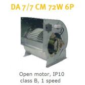 Ventilateur centrifuge DA 7/7 CM 72W 6P