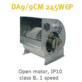Ventilateur centrifuge DA 9/9 CM 245W 6P