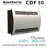 Déshumidificateur mural CDF 50 de DANTHERM