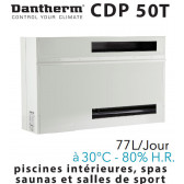 Déshumidificateur encastrable CDP 50T de DANTHERM