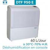 Déshumidificateur d'ambiance DTF 950 E de TEDDINGTON