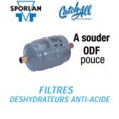 Filtre deshydrateur Sporlan C-084-S - Raccordement 1/2 ODF
