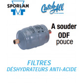 Filtre déshydrateur Sporlan C-165-S - Raccordement 5/8 ODF