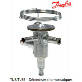 """Détendeurs thermostatiques """"Danfoss"""" TUB/TUBE"""