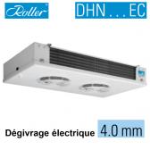 Aérofrigorifère double flux DHN 403 L EC avec dégivrage de Roller
