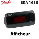 Afficheur pour l'affichage des mesures EKA 163B Danfoss