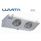 Evaporateurs ventilés MTE de LUVATA - Pas d'ailettes 4 mm - App. Positive