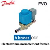 Vanne solénoïde avec bobine EVO 102 - 032F2086 - Danfoss