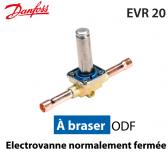 Vanne solénoïde sans bobine EVR 20 - 032F1244 - Danfoss