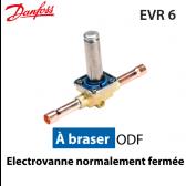 Vanne solénoïde sans bobine EVR 6 - 032F1209 - Danfoss