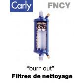 """Filtre déshydrateur de nettoyage FNCY 283 de Carly - 3/8"""" SAE"""