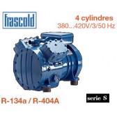Compresseurs semi-hermétiques 4 cylindres Frascold - Série S