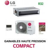 LG GAINABLE Haute pression statique COMPACT CM24F.N10 - UUB1.U20