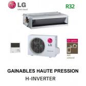 LG GAINABLE Haute pression statique H-INVERTER UM12FH.N10 - UUA1.UL0